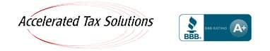 Accelerated Tax Solutions BBB A+ Rated